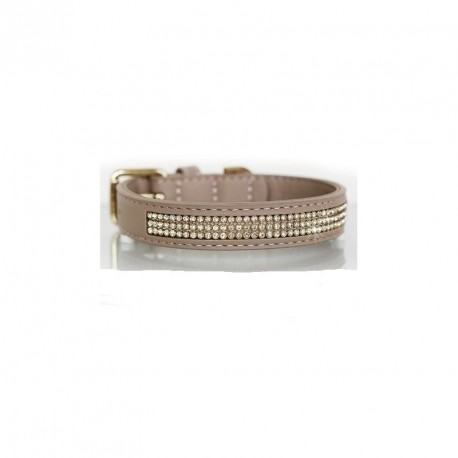 COLLIER BOREAL TAUPE 35