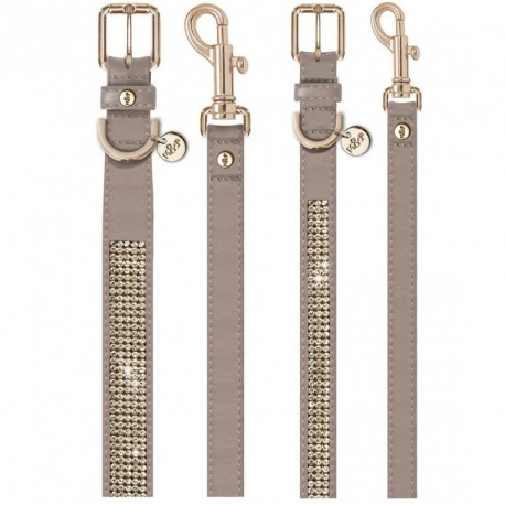 COLLIER BOREAL TAUPE 45