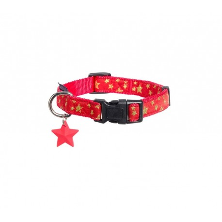 COLLIER MERRY ROUGE XS