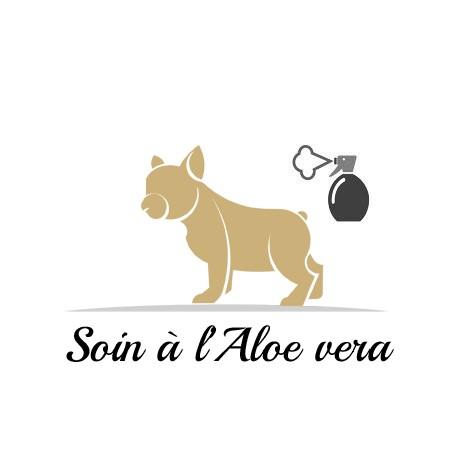 Soin à l'Aloe vera pour chien