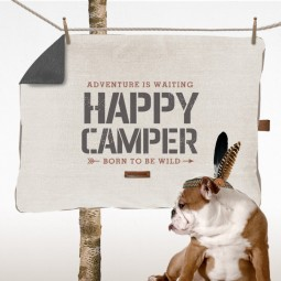 Couette Happy Camper