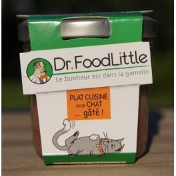 DR FOOD LITTLE  VIANDE BOEUF