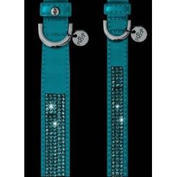 collier boréal blue 35cm